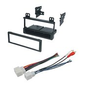 FORD LINCOLN MERCURY 1995 - 2008 CAR RADIO STEREO RADIO KIT DASH INSTALLATION MOUNTING WIRING HARNESS