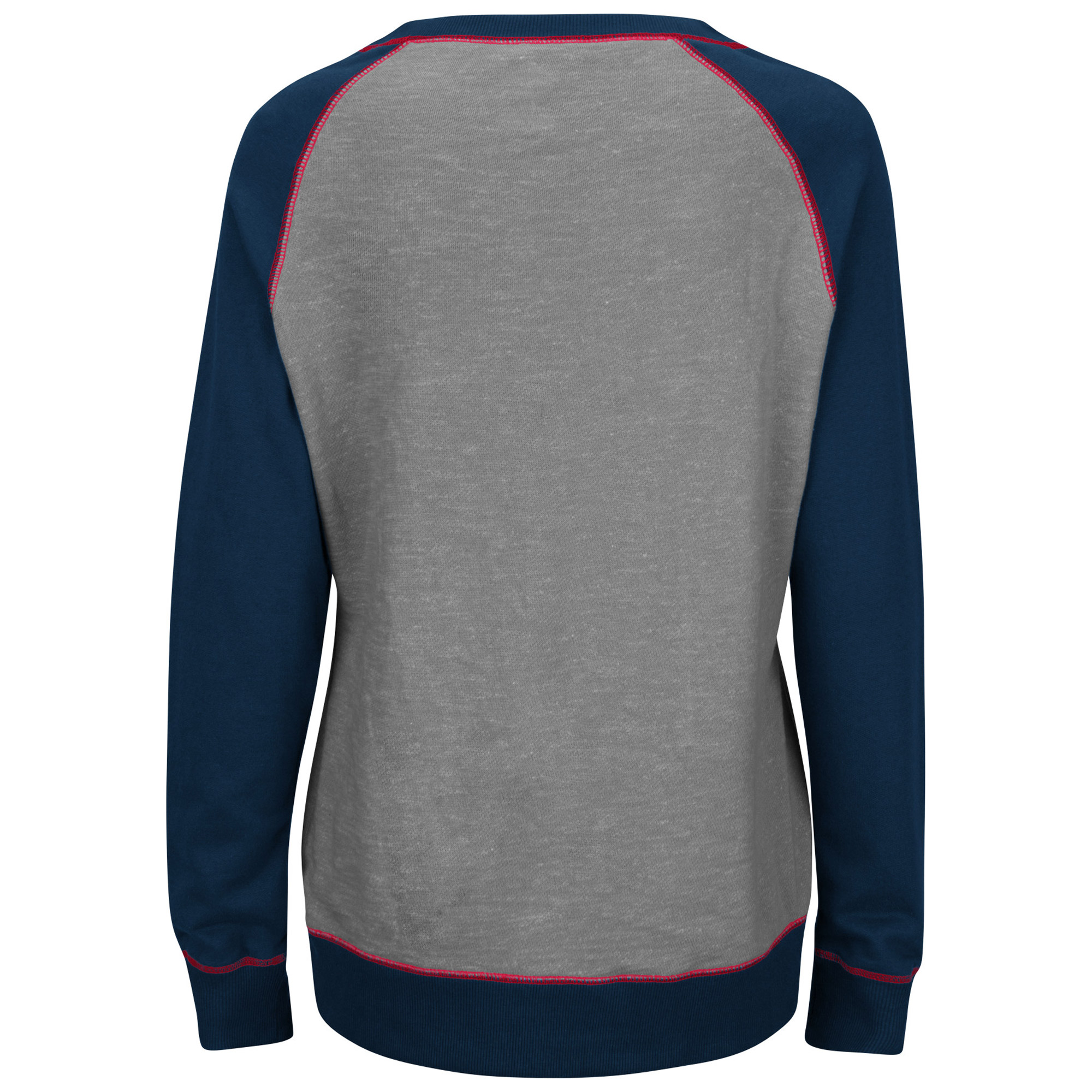 NEW MENS NFL Houston Texans Majestic Poly Fleece Hoodie Gray