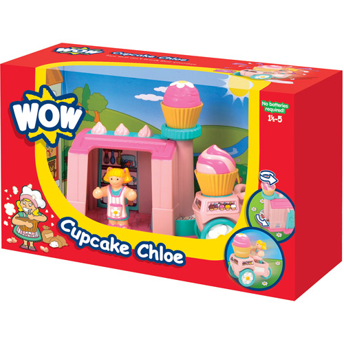 WOW Cupcake Chloe Play Set