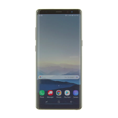 Samsung Galaxy Note 8 SM-N950U 64GB for AT&T - Good Condition (Refurbished)