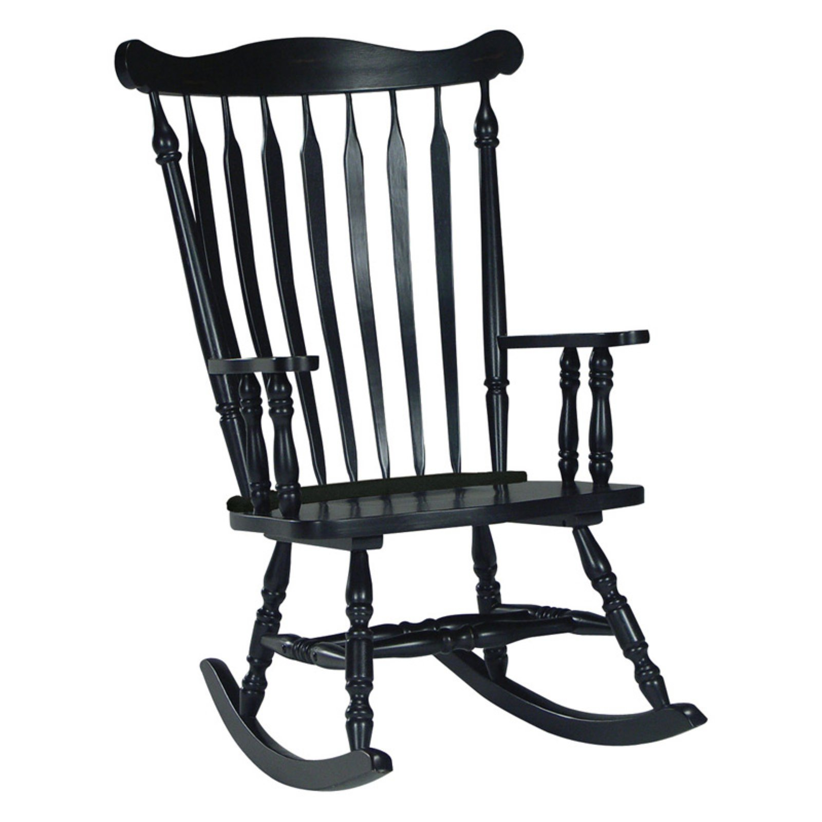International Concepts Solid Wood Rocker