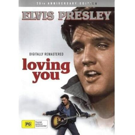 Loving You (DVD)