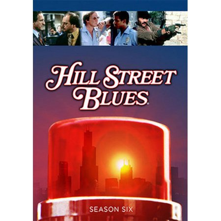 Hill Street Blues: Season Six (DVD)](Halloween On 6th Street)