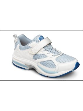 Dr. Comfort Victory Womens Athletic Shoe Blue