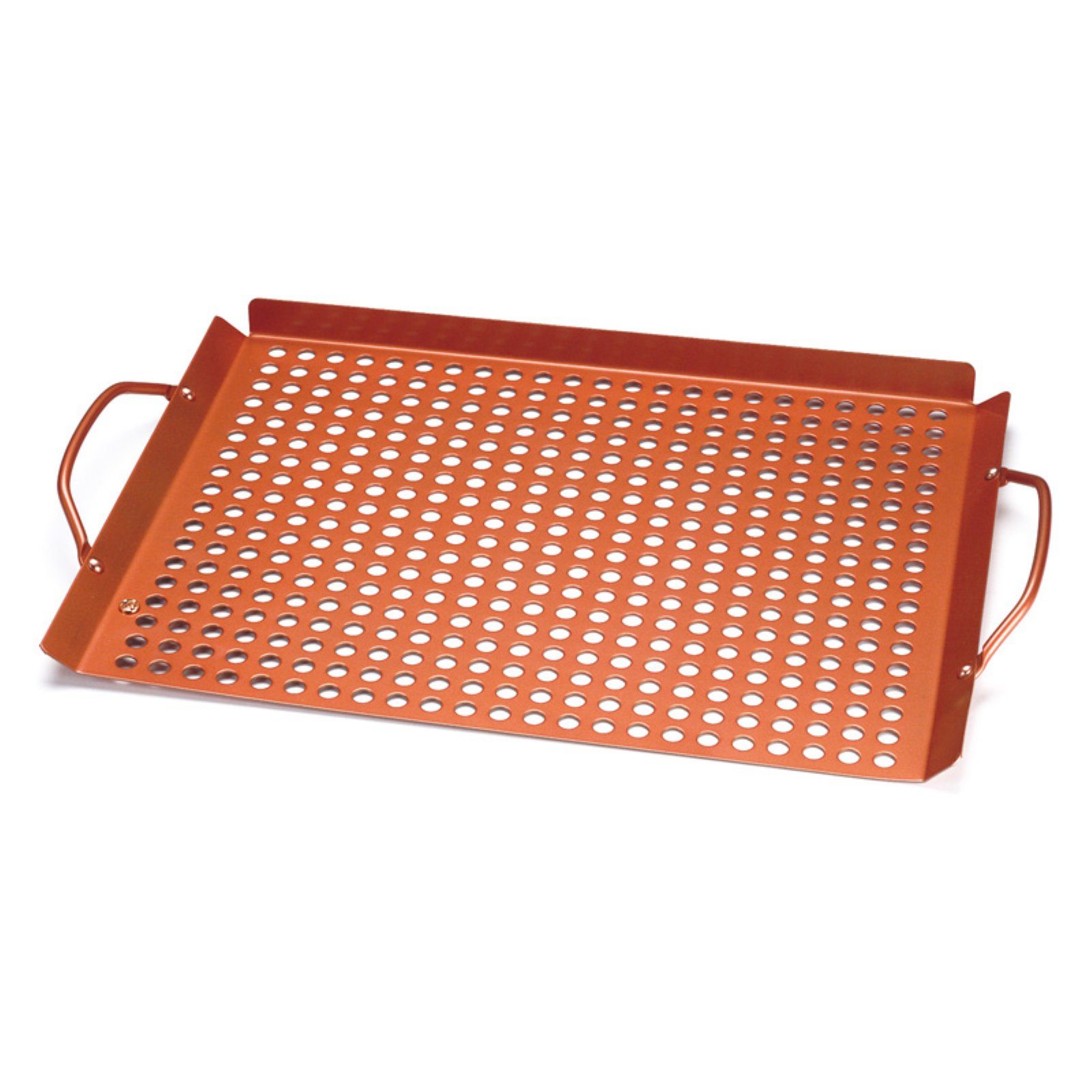 Outset QN71 Non-Stick Grill Grid with Handles - Copper