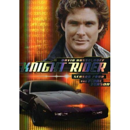 Rider Knight - Knight Rider: Season Four (DVD)