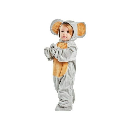 Toddler Grey Mouse Costume - Moses Costumes