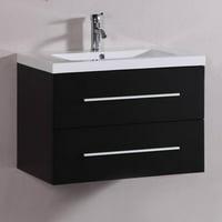 Belvedere 32 in. Contemporary Floating Single Bathroom Vanity