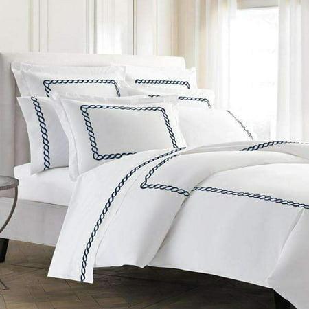 Pisano Italian Embroidered Pillow Shams ()