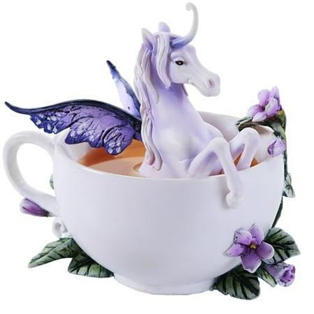 Amy Brown Fantasy Art (Amy Brown Enchanted Unicorn Fantasy Art Figurine Collectible 5.75)