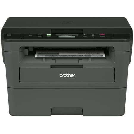 12a5745 Laser (Brother HL-L2390DW Monochrome Laser Printer with Convenient Copy & Scan )