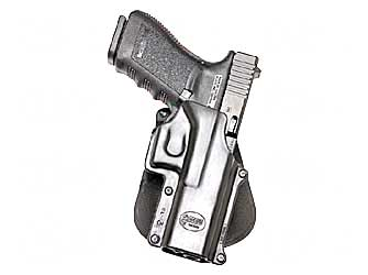 Fobus E2 Belt Holster For Glock 17,19,23 SKU:GL2E2BH by
