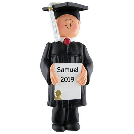 Personalized 2019 Graduation Gift Ornament