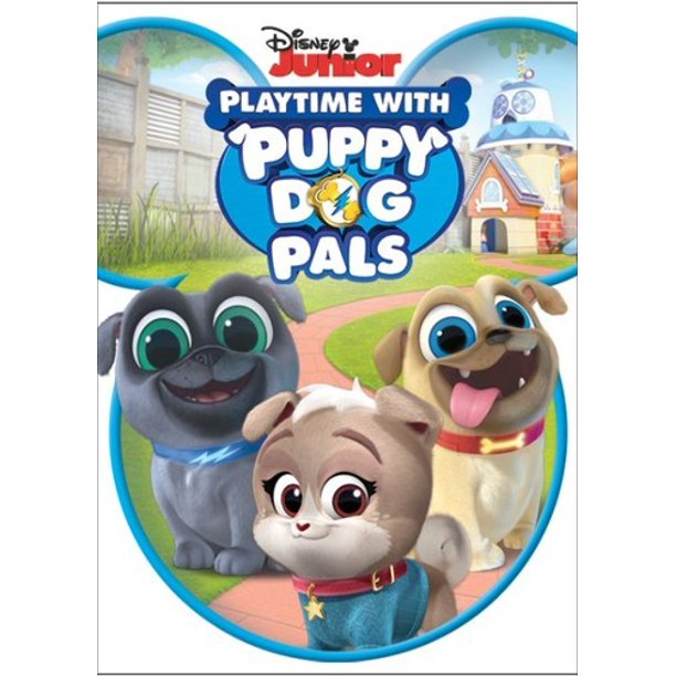 Puppy Dog Pals: Playtime with Puppy Dog Pals (DVD)