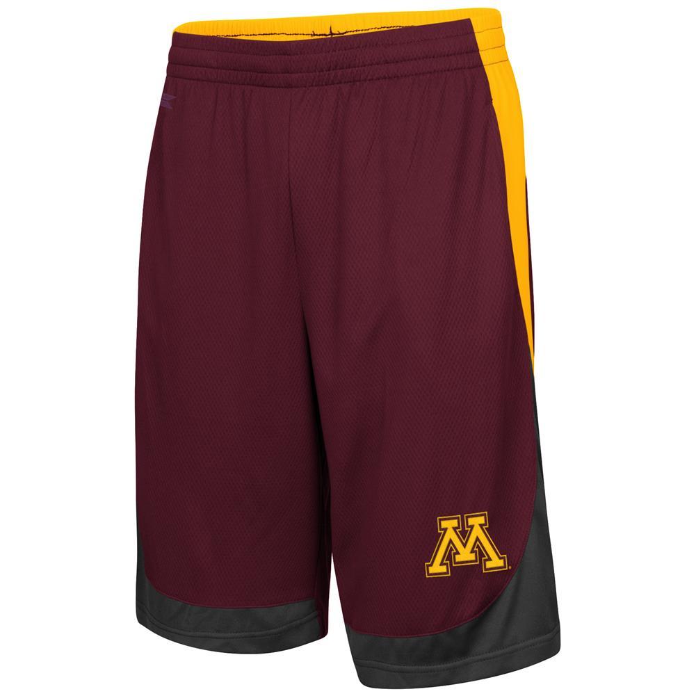 Minnesota Golden Gophers Shorts Youth Basketball Shorts
