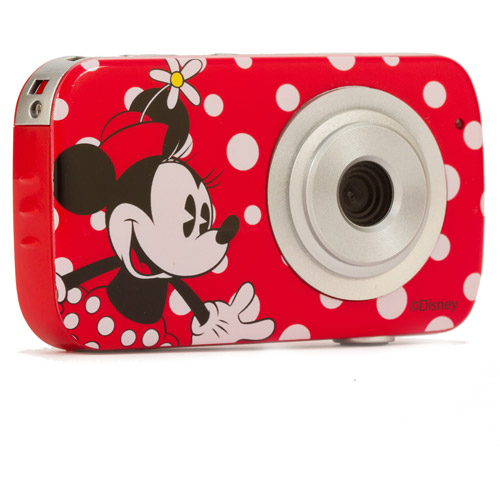 Minnie Mouse Kids' Digital Camera