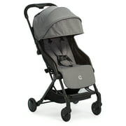 Best Compact Strollers - Contours Bitsy Compact Fold Stroller, Granite Grey Review