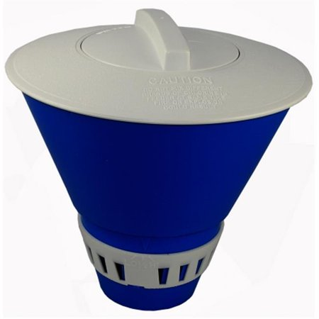 Jed Pool Tools Inc Adjustable Floating Chlorine Dispenser  10-450 - image 1 of 1