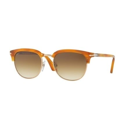 S Brown 3105 Sunglasses Stripped Po 96051 Persol c3l1uTKJF