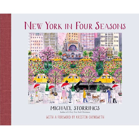 New York in Four Seasons - Halloween Parade Times Square