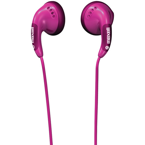 Maxell Color Buds Earbuds - Pink, CB-PINK