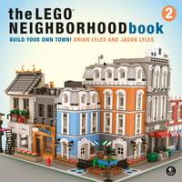 The LEGO Neighborhood Book 2 : Build Your Own City!