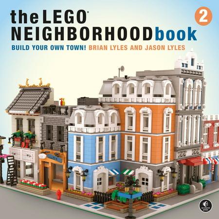 The LEGO Neighborhood Book 2 : Build Your Own (Build Your Own Walk In Beer Cooler)