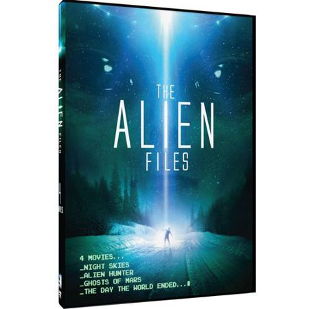 The Alien Files  Night Skies   Alien Hunter   Ghosts Of Mars   The Day The World Ended