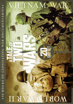 A Tale of Two Wars: WWII & Vietnam (DVD) by Mill Creek Entertainment