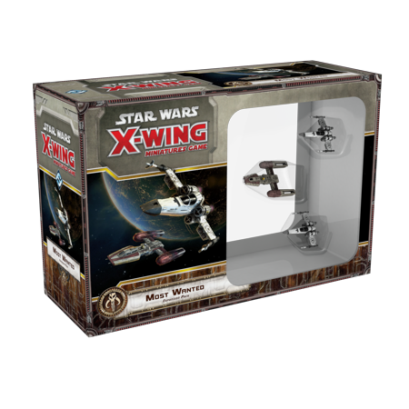 Star Wars: X-Wing - Most Wanted Expansion