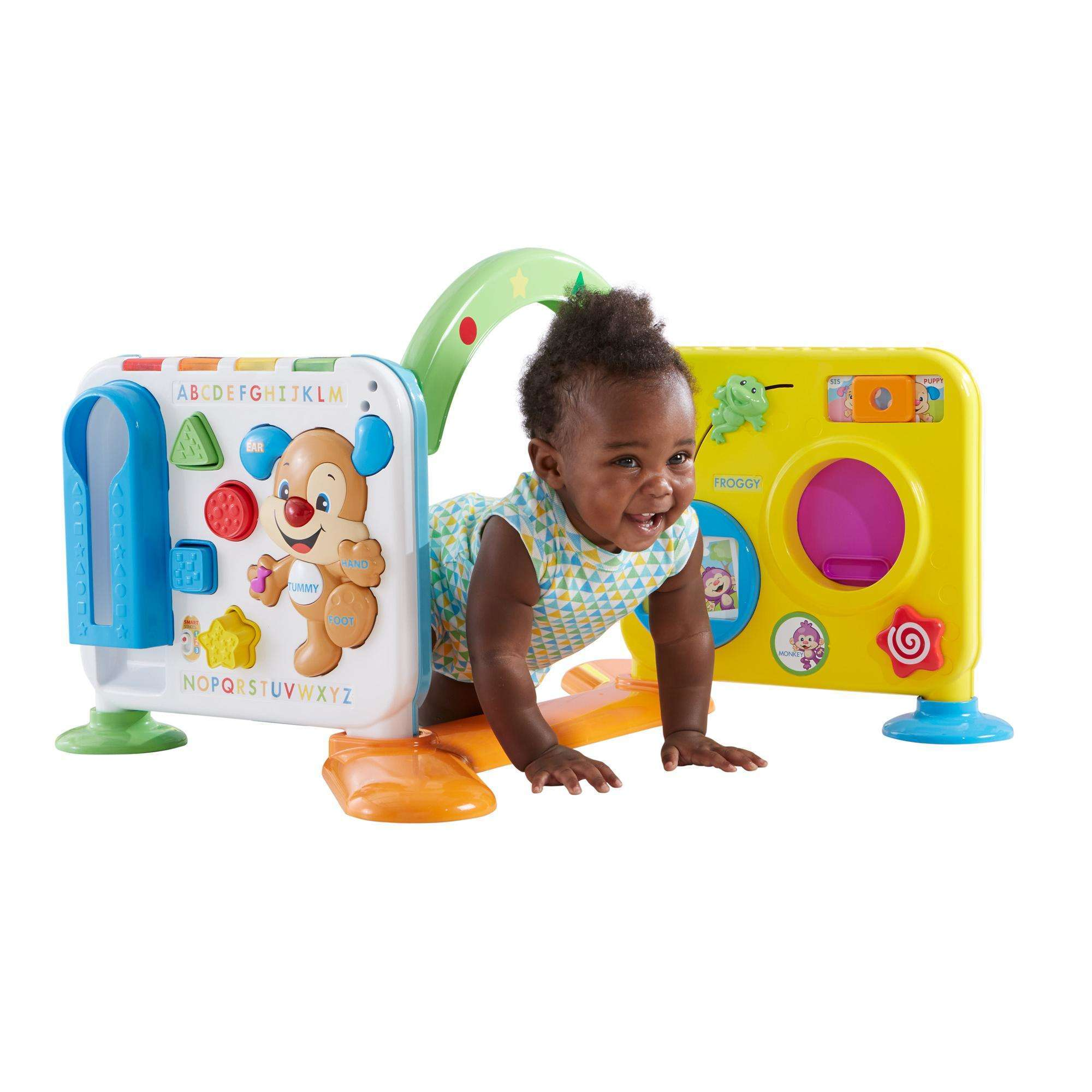 Fisher Price Laugh & Learn Crawl-Around Learning Center by Fisher-Price