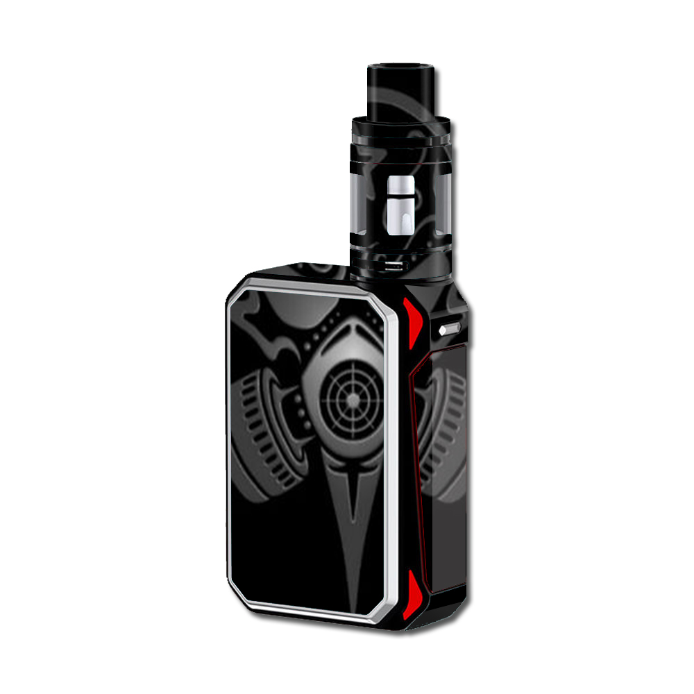 Skins Decals For Smok G-Priv 220W Vape Mod   Gas Mask by Itsaskin