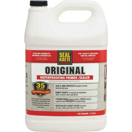 - SEAL KRETE ORIGINAL All-Purpose Waterproofer Gallon