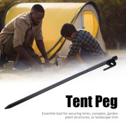 ShineTrip Heavy Duty Steel Camping Awning Canopy Tent Peg Stake Nail Accessory,Tent Peg, Awning Pegs