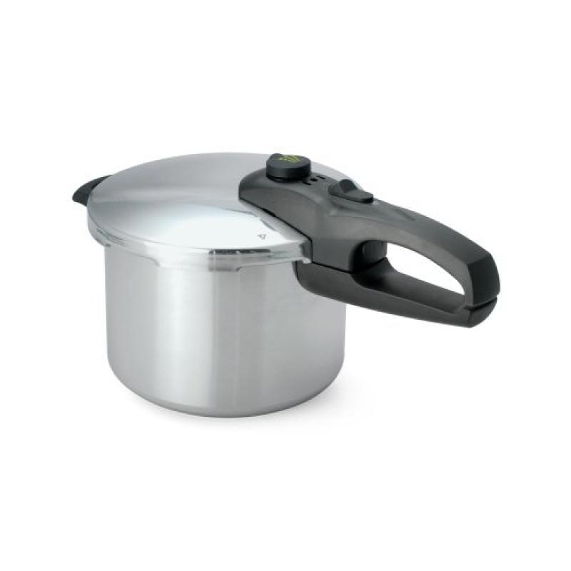 ROSHCO 5073317 Aluminum Pressure Cooker, 5-Quart