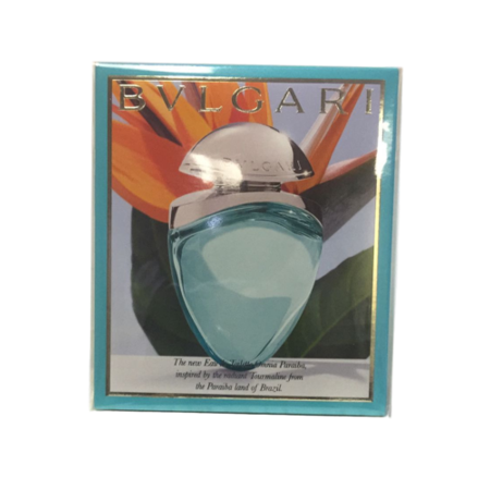 Bvlgari Omnia Paraiba 0.85 oz EDT eau de toilette spray Womens Perfume NIB (Bvlgari Green Spray)