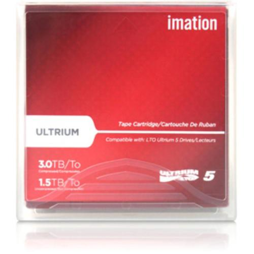 Imation 27780 Lto Ultrium 5 Worm Data Cartridge With Case - Lto-5 - Worm - 1.50 Tb [native] / 3 Tb [compressed] - 2775.59 Ft Tape Length