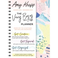 2020 Amy Knapp's the Very Busy Planner: August 2019-December 2020 (Other)