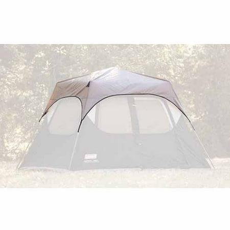 Coleman 8' x 7' Instant Tent Rainfly, Black