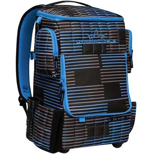 Dynamic Discs Ranger Backpack Disc Golf Bag - Stoke Blue