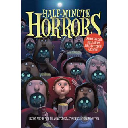 Image result for book half second horrors