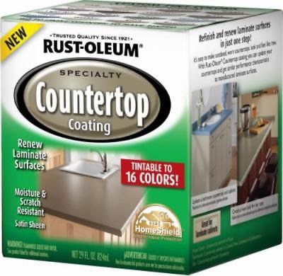 1 Quart Interior Countertop Coating Tintable To 16 Colors 1 Part System Only