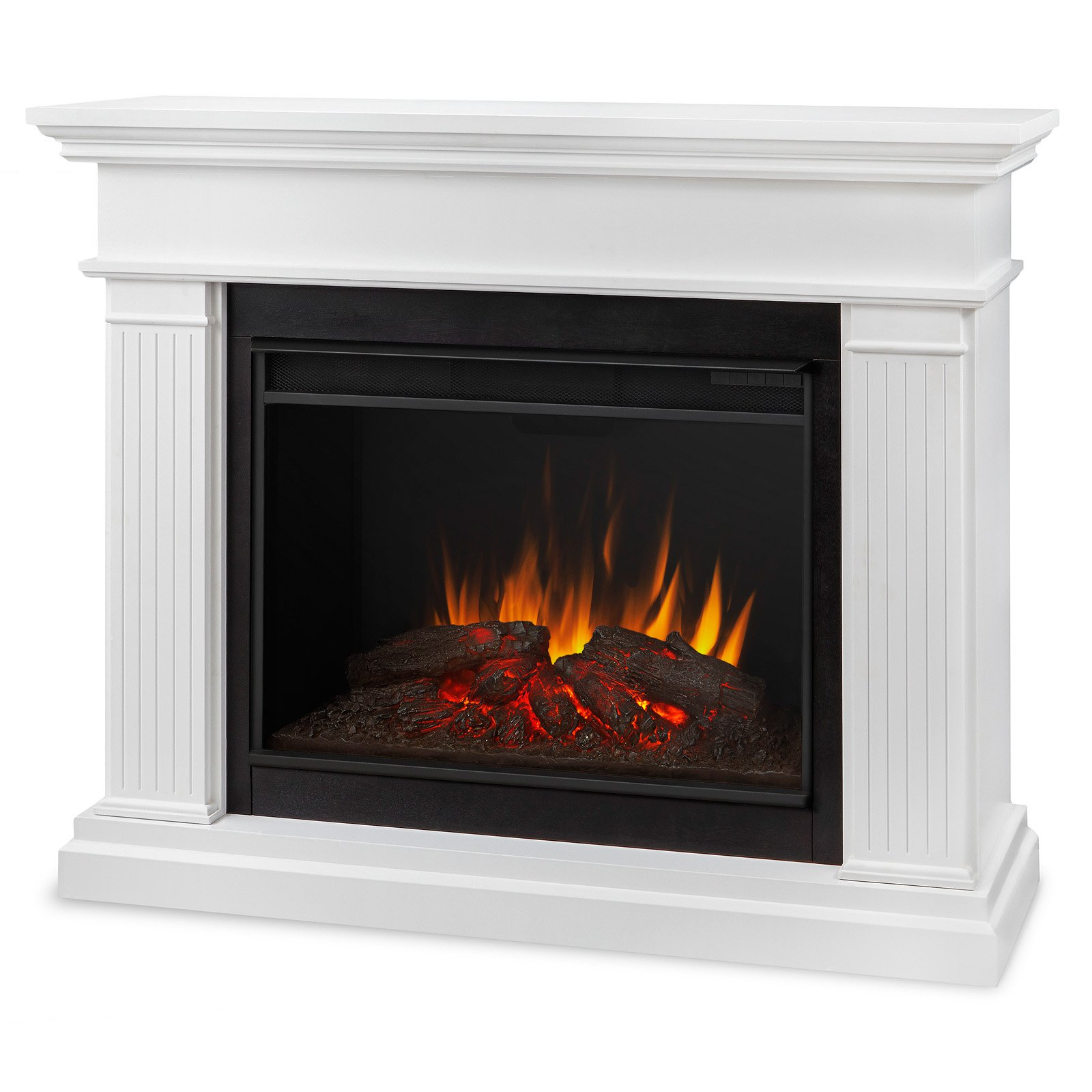 Real Flame Kennedy Grand Electric Fireplace - Walmart.com