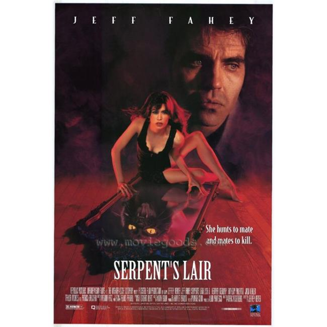 Posterazzi MOVIH6650 Serpents Lair Movie Poster - 27 x 40 in. - image 1 of 1