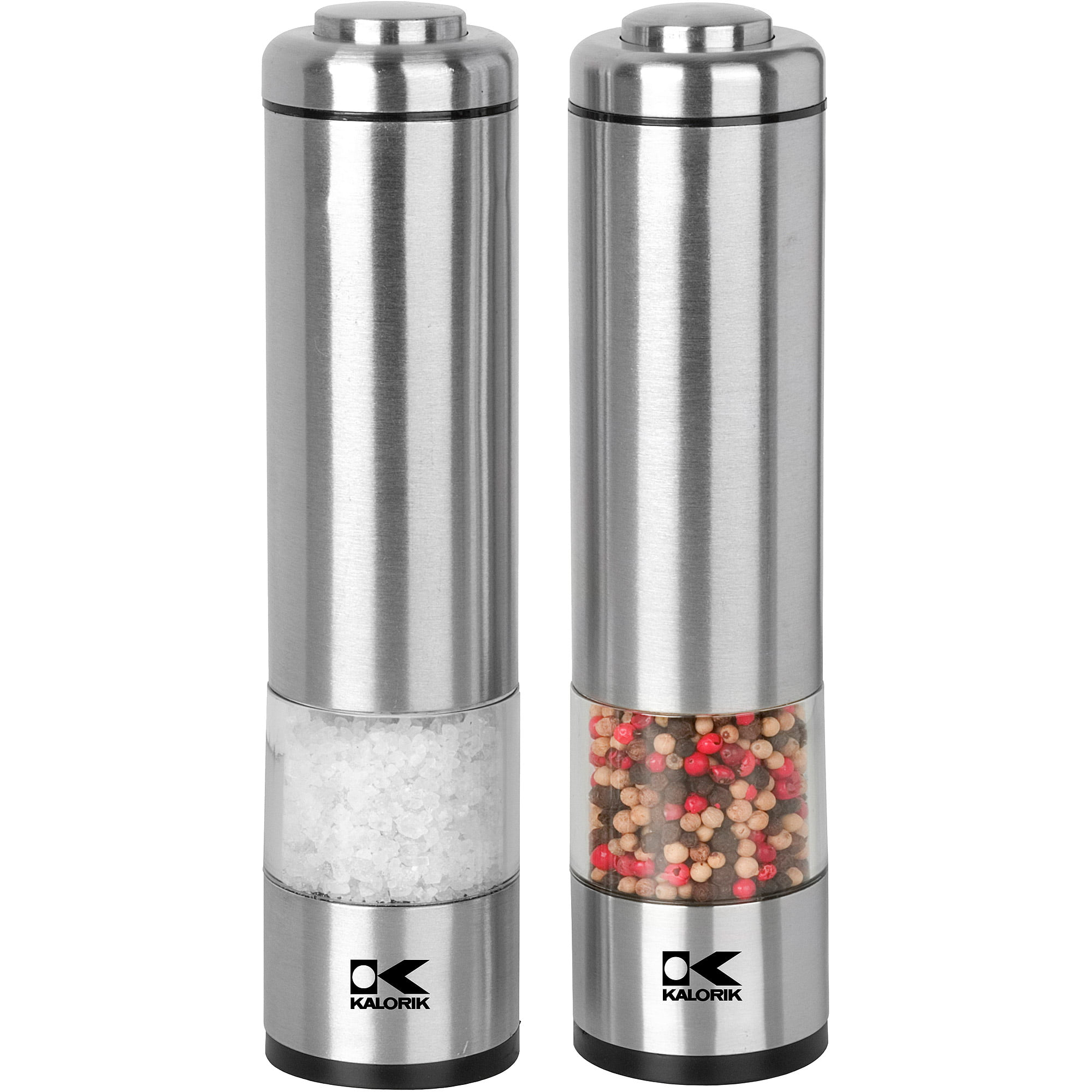 Kalorik Salt and Pepper Grinder Set by Kalorik