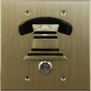 Doorbell Fon Outside Door Surface Mount Push Button