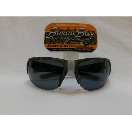 Folsom Of Florida Bimini Bay Mossy Oak Break Up (Tampa Bay Buccaneers Sunglasses)