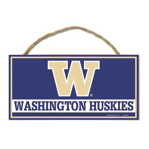 Wincraft, Inc. NCAA Sign Textual Art Plaque
