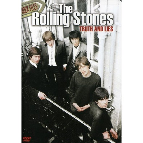 Rolling Stones Rock Files: Truth & Lies [DVD] by