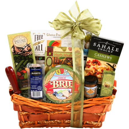 Alder creek gluten free gift basket 9 pc walmart alder creek gluten free gift basket 9 pc negle Gallery